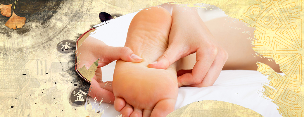 £5 OFF Reflexology